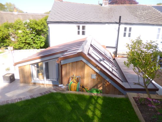 extensions cornerstone design and build