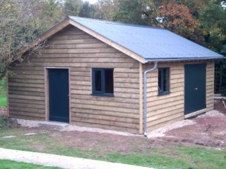 builders east devon outbuildings